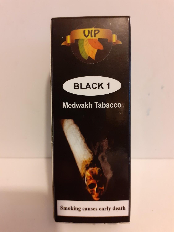 Medwakh Tabacco BLACK 1 13+1g