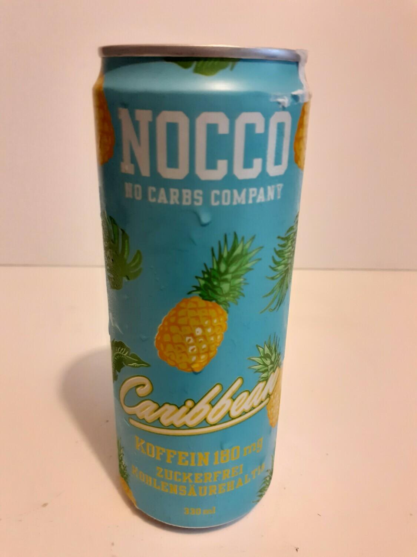 Caribbean NOCCO 330 ml