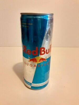Sugarfree RED BULL 250 ml