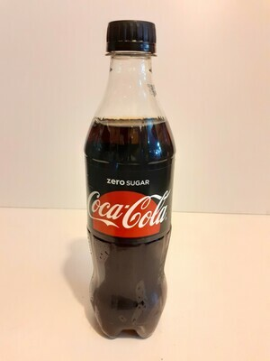 Zero Sugar COCA COLA 500 ml