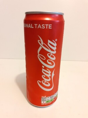 Original Taste COCA-COLA 330 ml