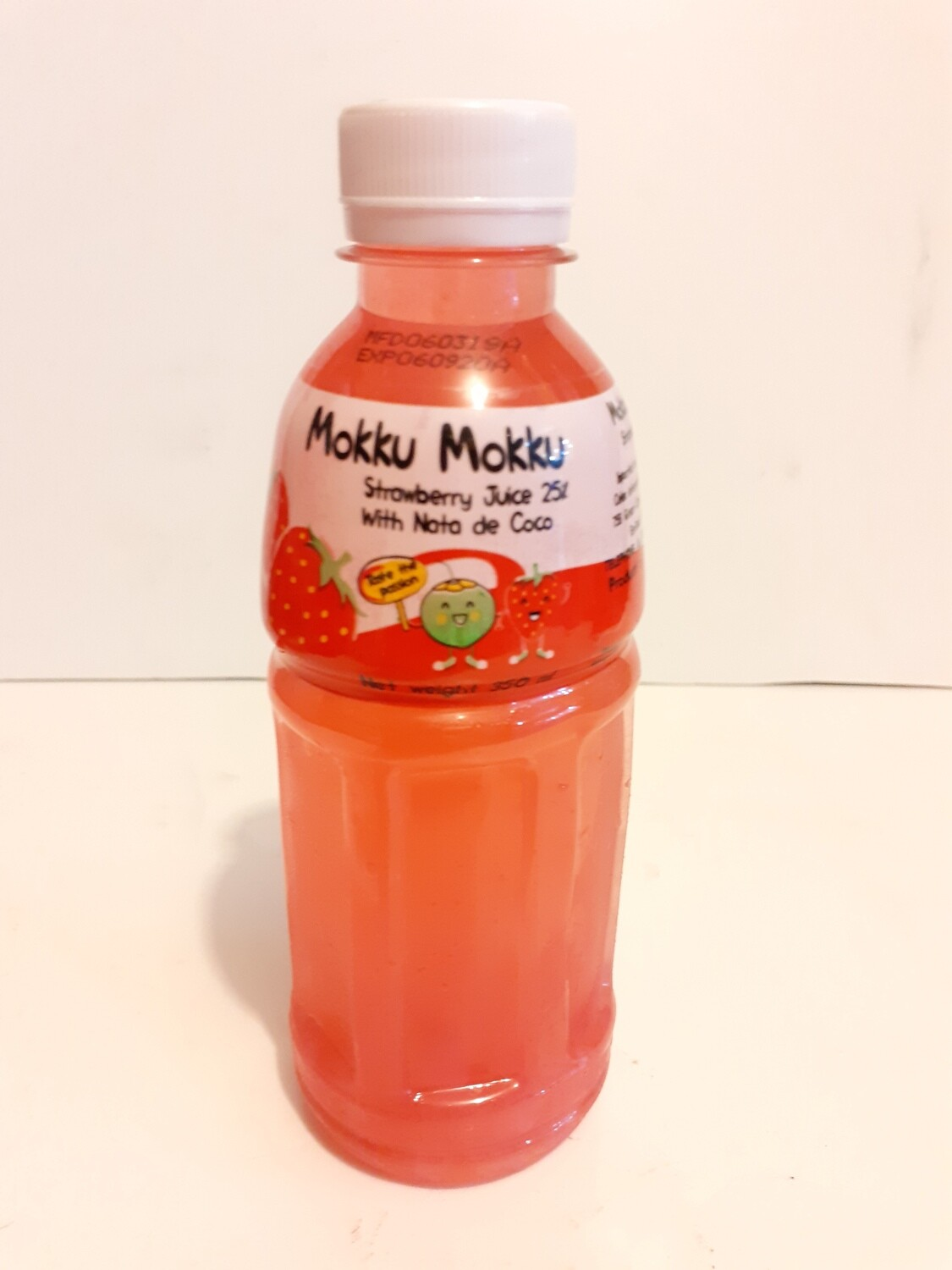 Strowberry Juice MOKKU MOKKU 330 ml