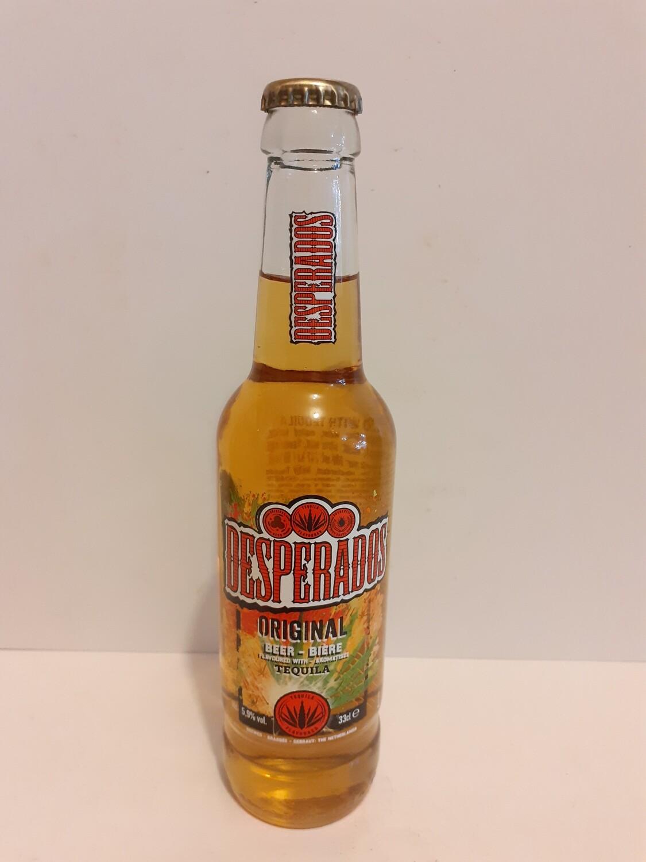 Beer Tequila DESPEREDOS 33 cl Alc 5.9%