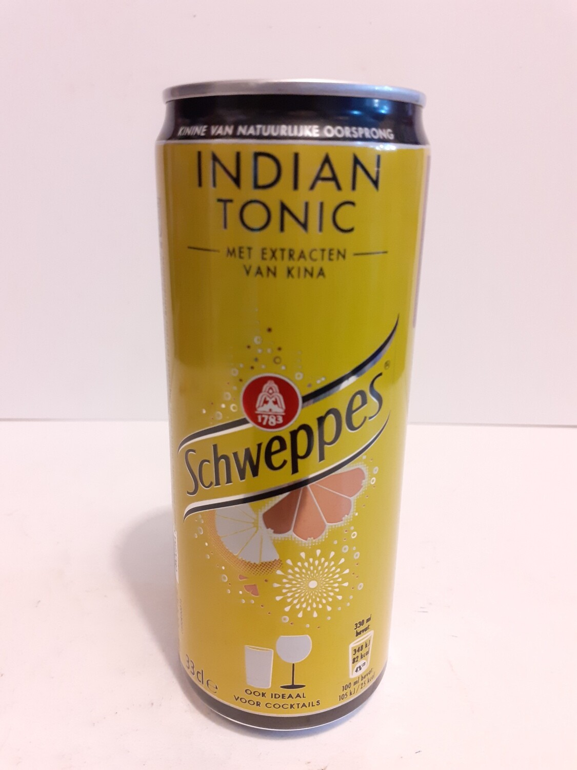 India Tonic SCHWEPPES 33 cl