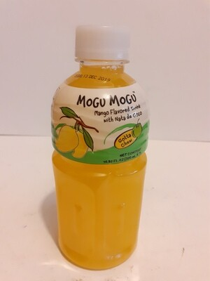 Mango Flavored MOGU MOGU 32O ml