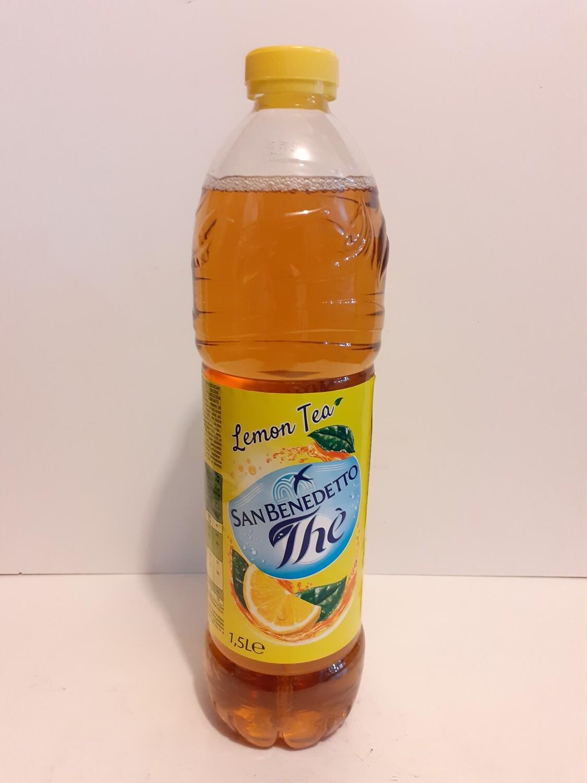 Lemon tea SAN BENEDETTO THE 1.5L