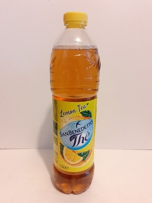 Lemon tea SAN BENEDETTO THE 1.5L