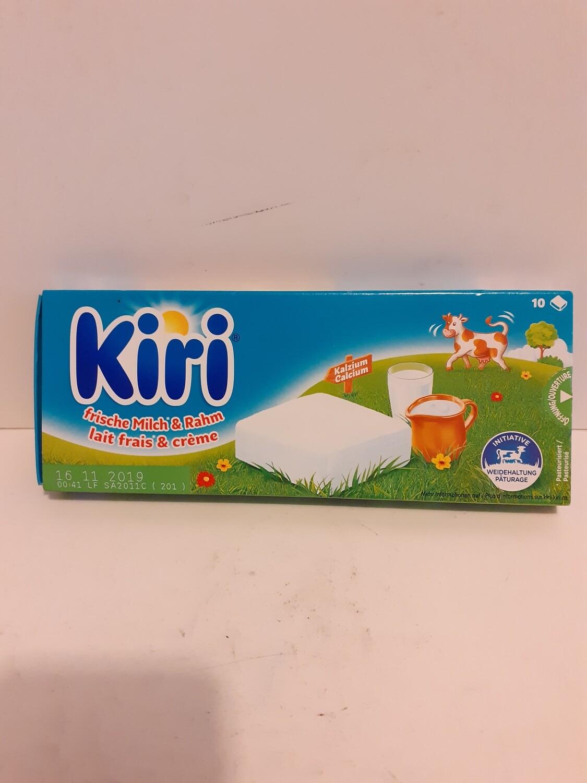 Lait frais et creme KIRI 200g