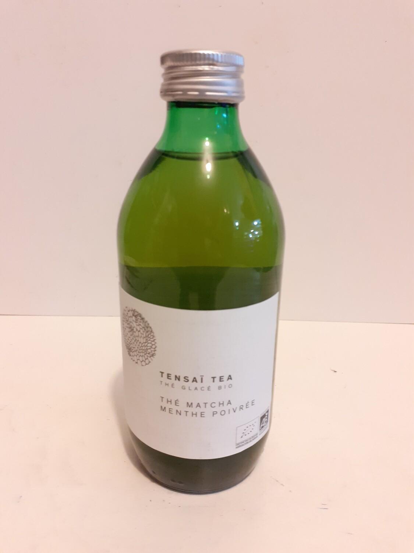 Matcha menthe poivree TENSIA TEA 330ml