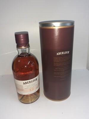 ABERLOUR hignland single malt scotch whisky