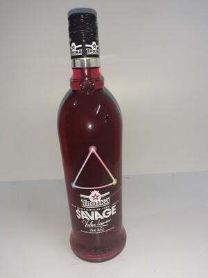 SAVAGE Vodka liqueur 70cl