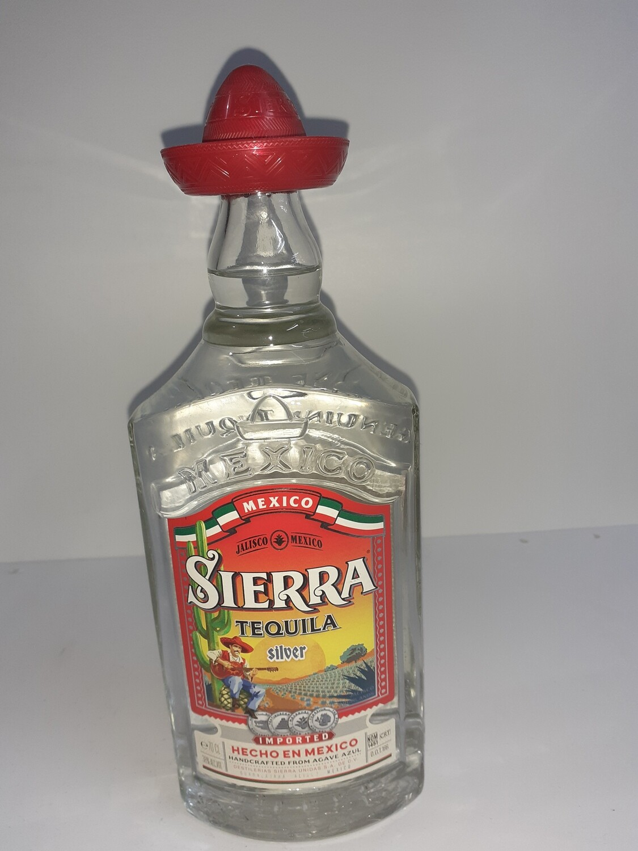 SIERRA Tiquala silver 70cl