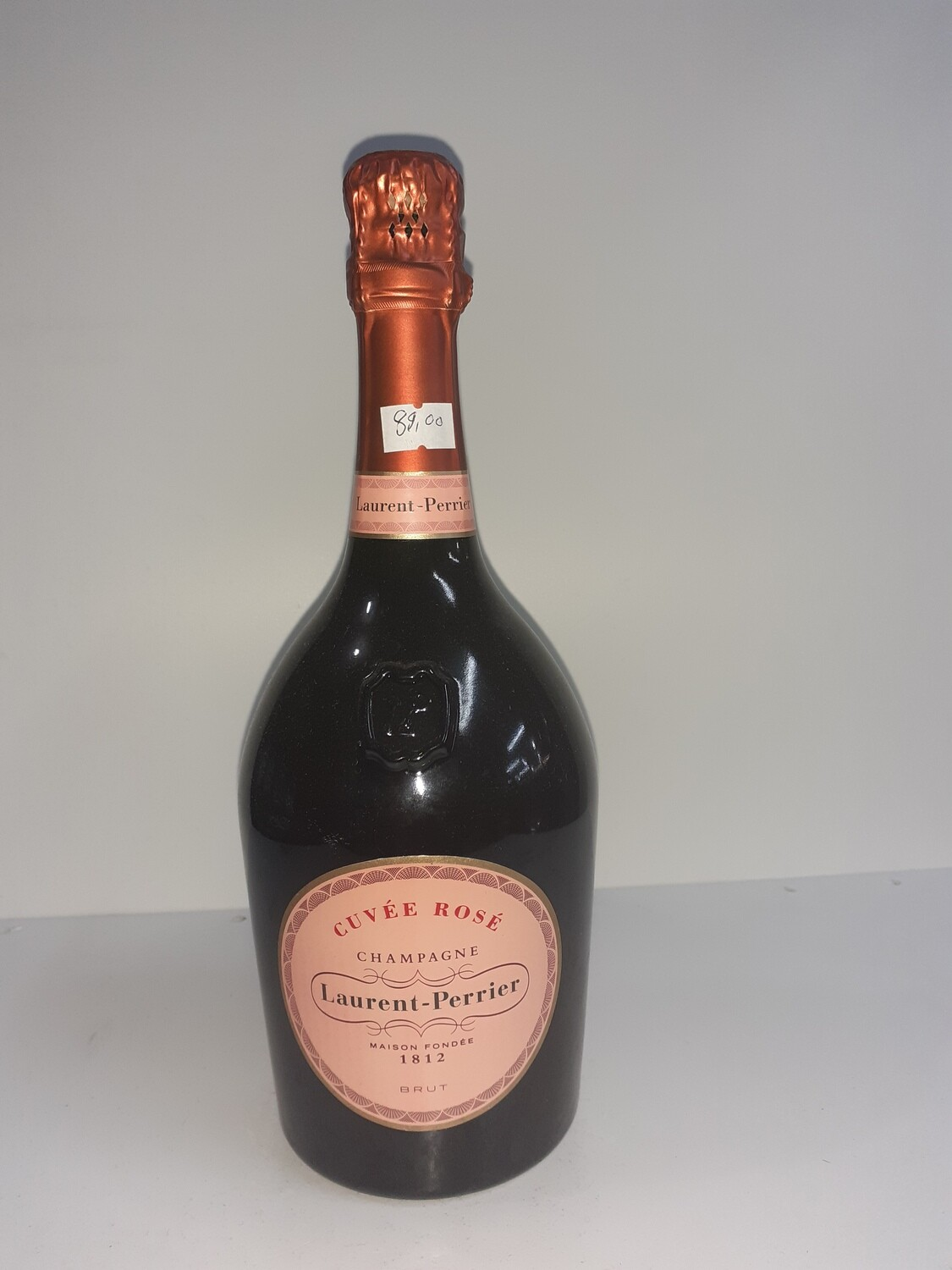 LAURENT-PERRIER Cuvée rosé 750ml