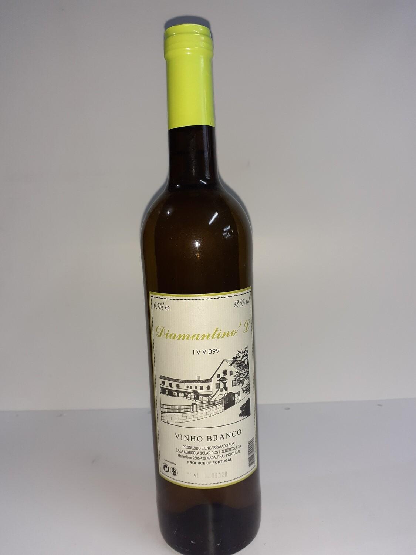 DIAMANTINO'L vinho branco