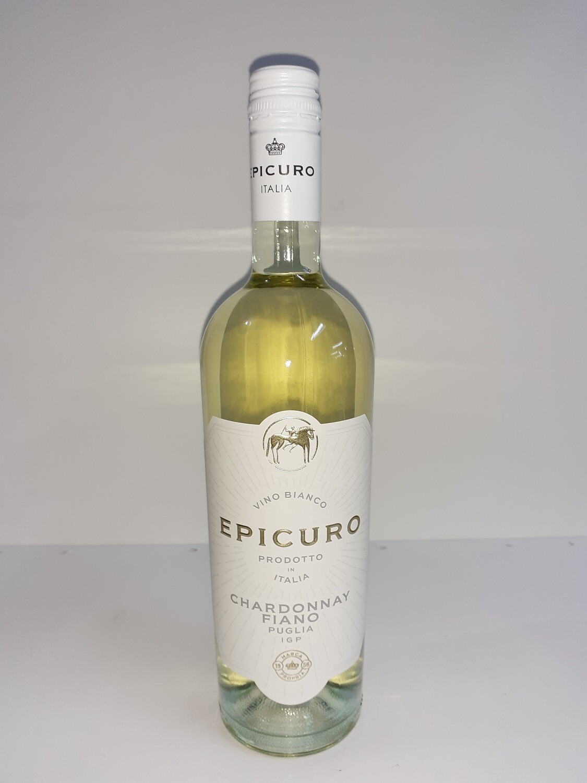 EPICURO Chardonnay Fiano 75cl
