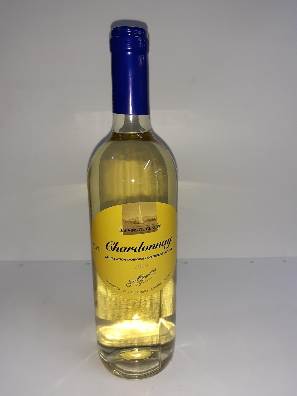CHARDONNAY les vins de Génève 750ml