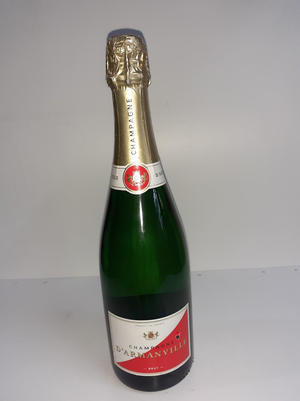 D'ARMANVILLE Champagne 750ml