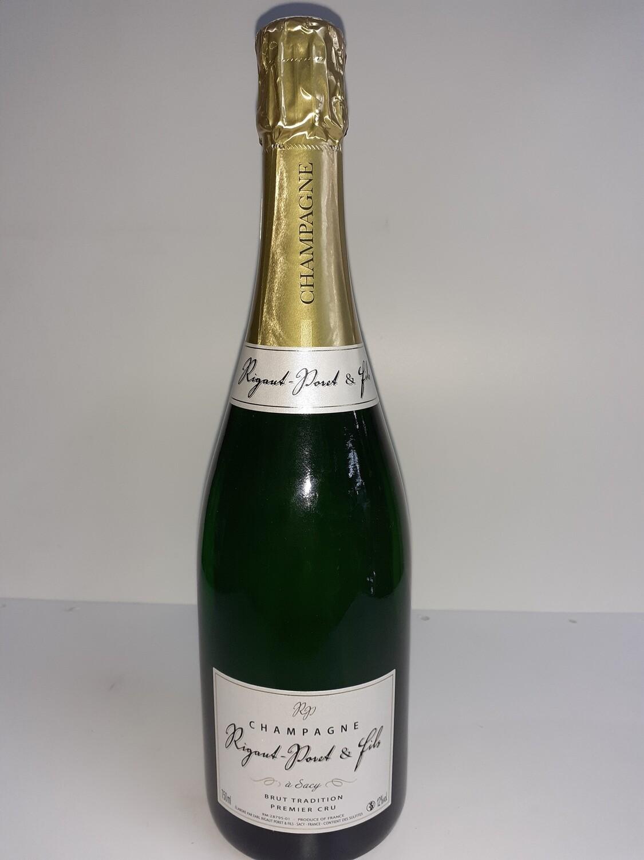 Rigaut Poret & Fils Champagne 750ml
