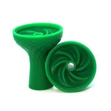 Foyer en silicone (spirales)