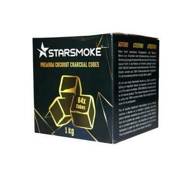 Charbons Starsmoke 1kg