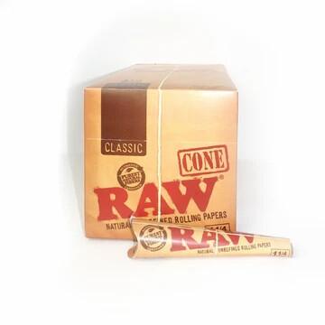 Raw Classic Cones