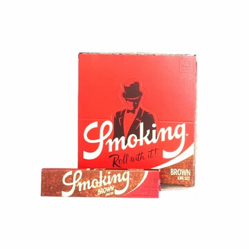Smoking Brown King Size