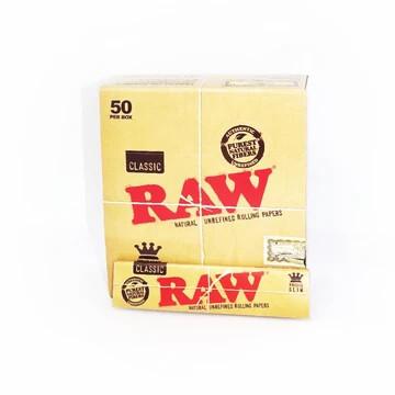 Raw Classic 50