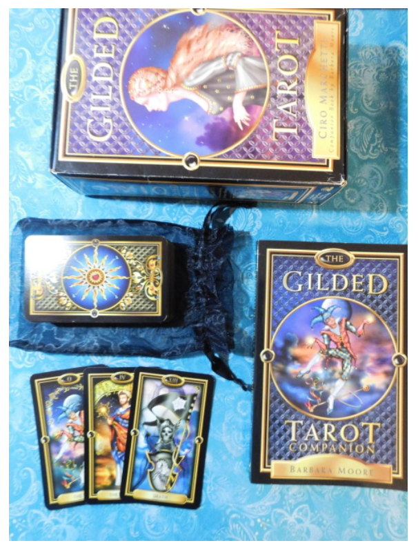 Gilded Tarot (Like New)