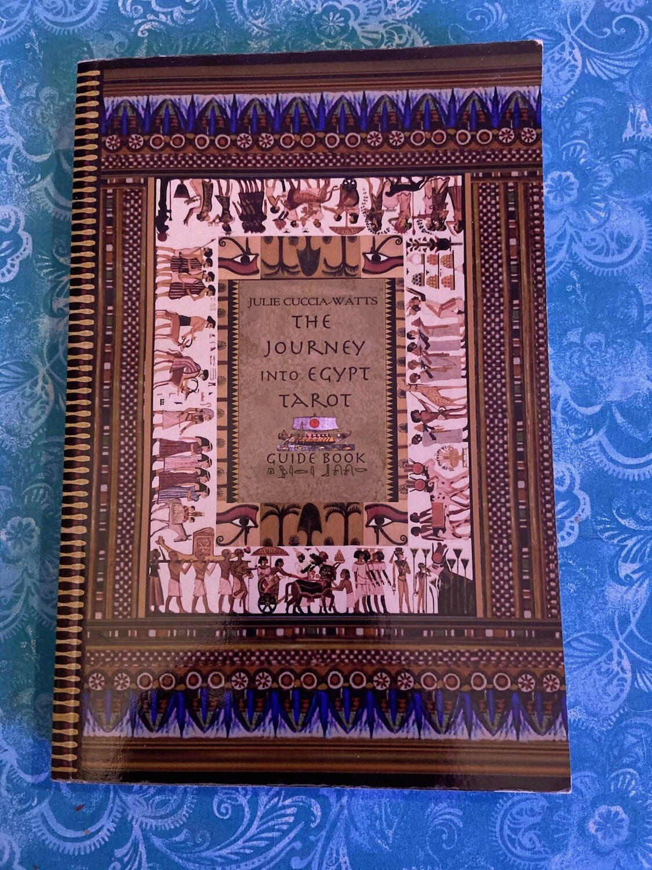 Journey Into Egypt Tarot Guidebook