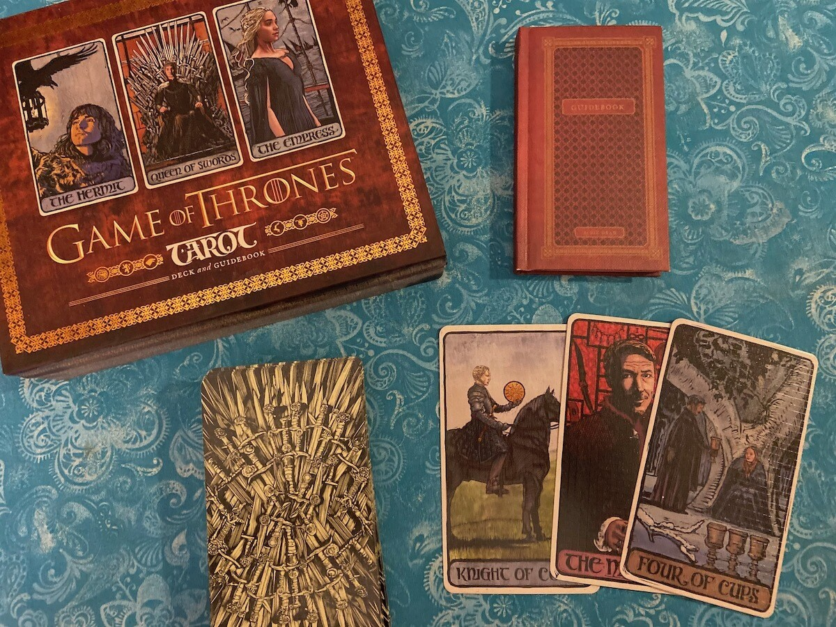 Game of Thrones Tarot (Official)