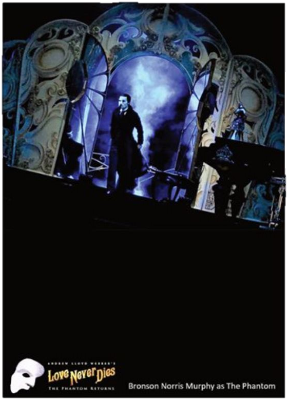 The Phantom's Entrance Autograph Card