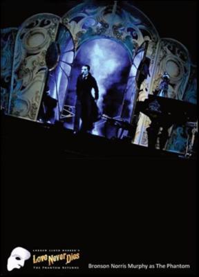 The Phantom's Entrance Autograph Card