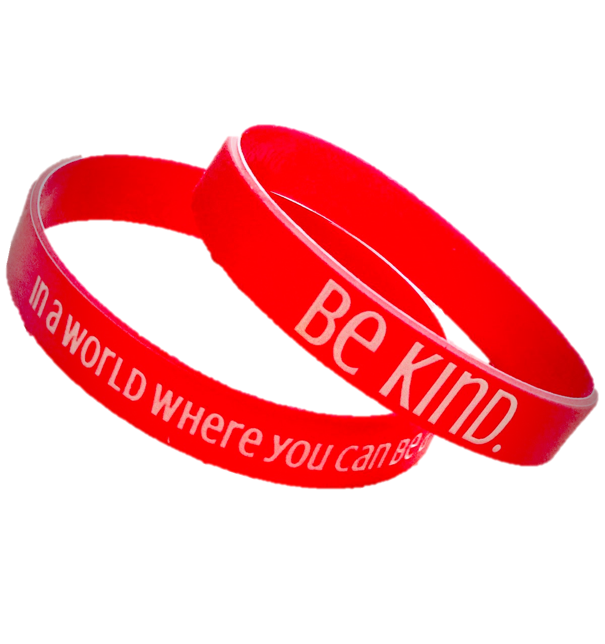 """Be Kind' Wristband"