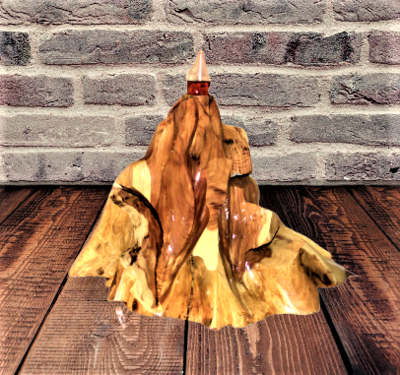 Oil Lamp Candle Base