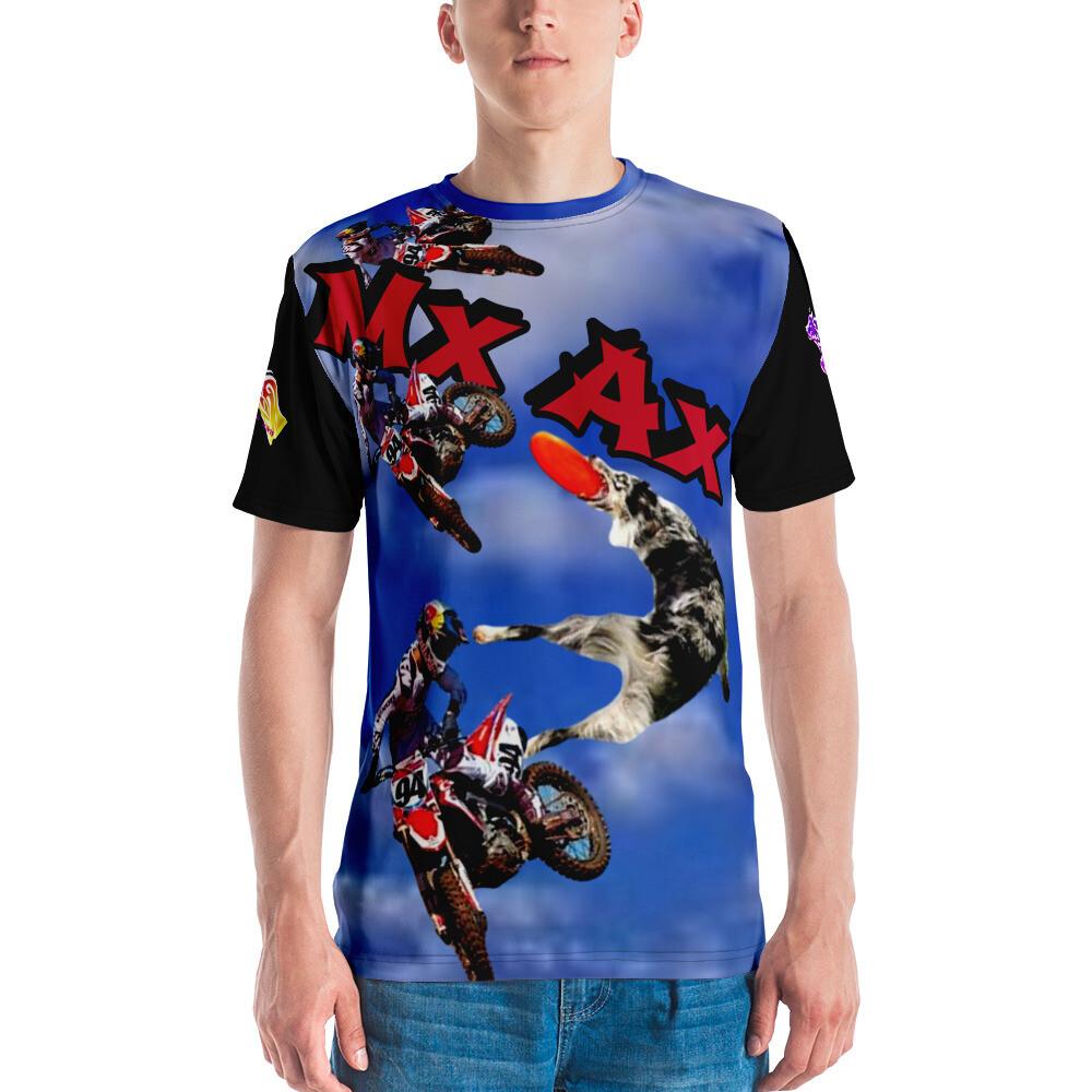 Aussie Dog  MX / AX  Unisex T-shirt