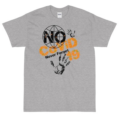 No Covid Short Sleeve T-Shirt