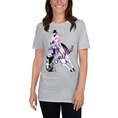 Barrel Horse Women's Short-Sleeve Unisex T-Shirt