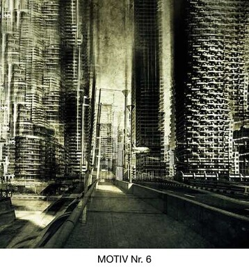 Wandbild auf Plexiglas | Acrylglas Qualitäts- Direktdruck, 8 Motive zur Auswahl