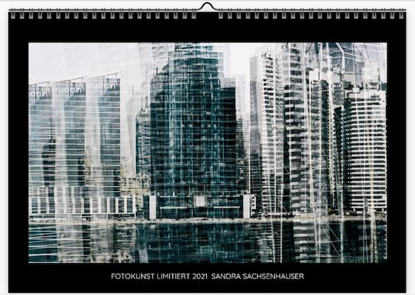 WANDKALENDER 2021, Format A4 und A3, FOTOKUNST LIMITIERT