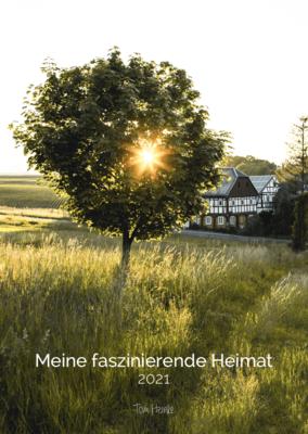 Kalender - Meine faszinierende Heimat 2021