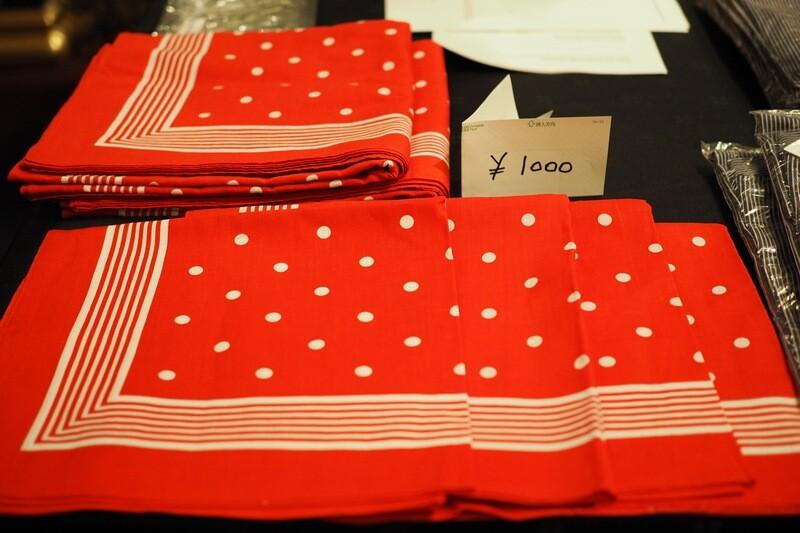 Rotes Halstuch