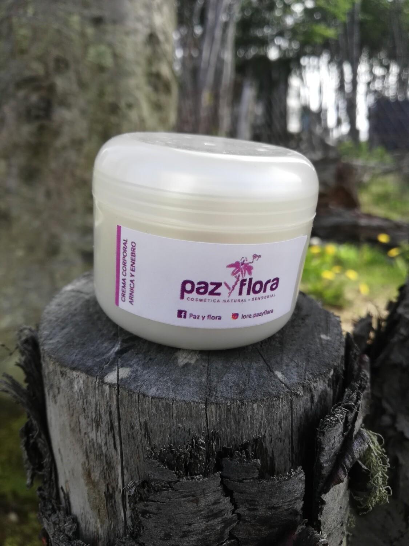 Crema corporal alivia dolores y activa la circulación