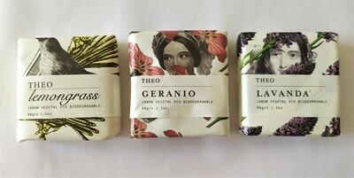 Jabón Vegetal Linea Luxury
