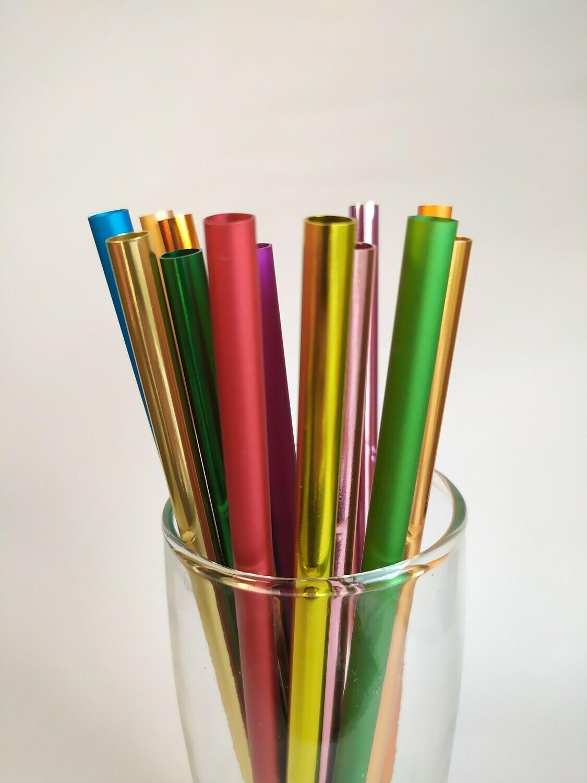 Sorbetes reutilizables de colores