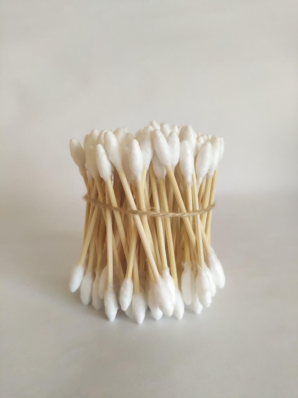 Hisopos de bambu