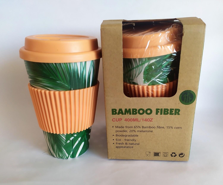 Vaso termico fibra de bambu
