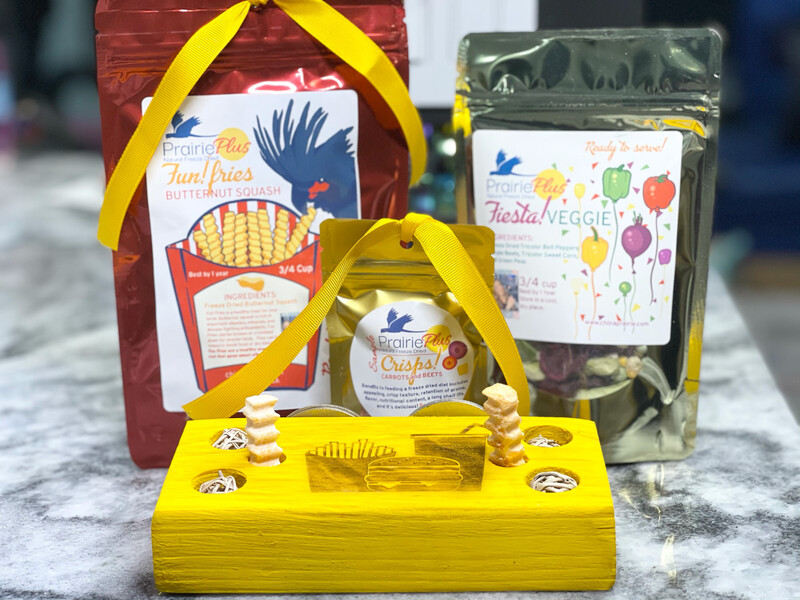 FIDS Meal Bundle — For Mini and Small Birds