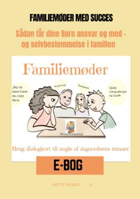 E-bogen 'Familiemøder' af Mette Weber