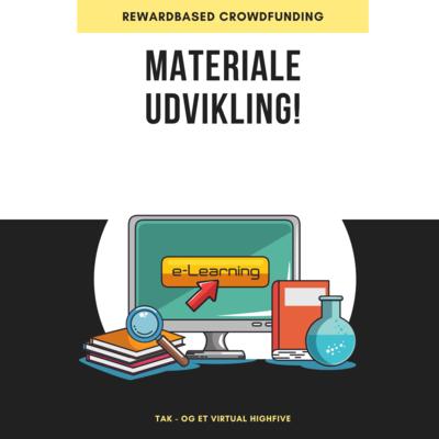 Sponsor materialer