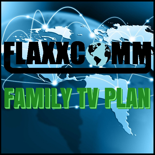 FLAXXCOMM FAMILY PLAN STARTING AT $8 MONTHLY